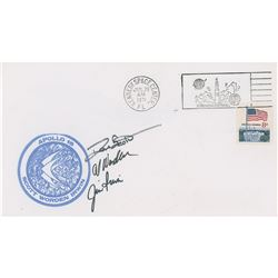 Apollo 15 Signed Launch Day Cover