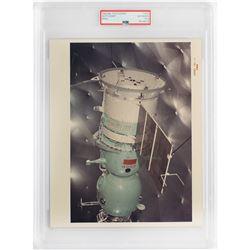 Apollo–Soyuz Original 'Type 1' Photograph