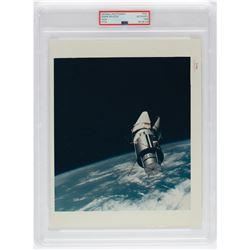Gemini 9 Original 'Type 1' Photograph