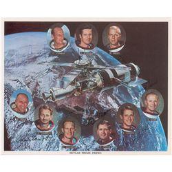 Skylab Signed Photograph