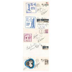 Skylab (5) Signed Covers