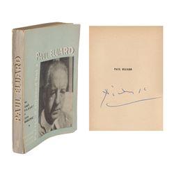 Pablo Picasso Signed Book