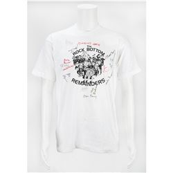 The Rock Bottom Remainders Multi-Signed Shirt