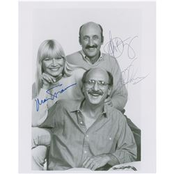 Peter, Paul and Mary (2) Signed Photographs