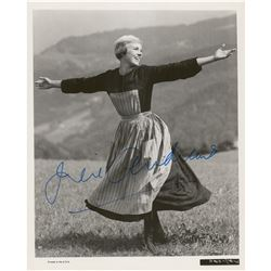 Julie Andrews Signed Photograph