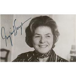 Ingrid Bergman Signed Photograph