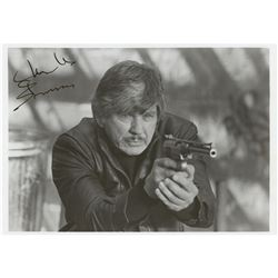 Charles Bronson Signed Photograph