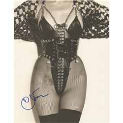 Cher Signed Photograph