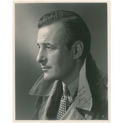 Tom Conway Signed Photograph