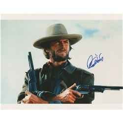 Clint Eastwood Signed Photograph