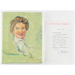 Katharine Hepburn Typed Letter Signed