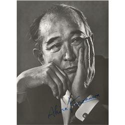 Akira Kurosawa Signed Photograph