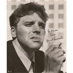 Burt Lancaster Signed Photograph