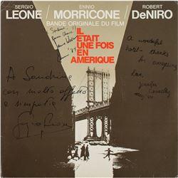 Sergio Leone Signed Album