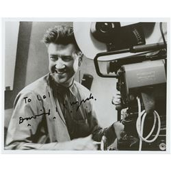 David Lynch Signed Photograph