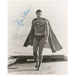 Christopher Reeve Signed Photograph