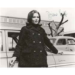 Diana Rigg Signed Photograph