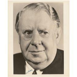 S. Z. Sakall Signed Photograph