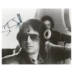 Steven Spielberg Signed Photograph