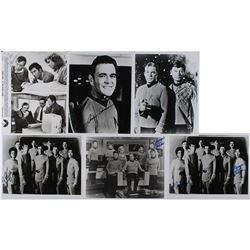Star Trek (6) Signed Photographs