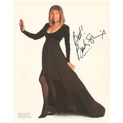 Barbra Streisand Signed Photograph