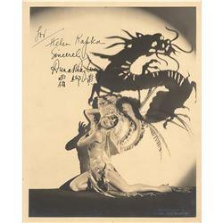 Anna May Wong Signed Photograph