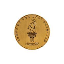 Atlanta 1996 Summer Olympics Participation Medal