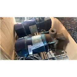 2 marathon jet pump motors