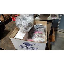 Box of respirators