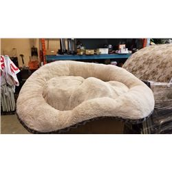 LARGE PAWS UP DOG BED