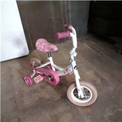 Avigo kids bike with training wheels