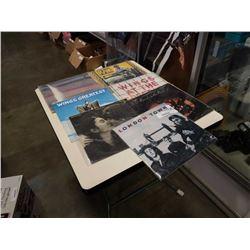LOT OF RECORDS, WINGS, JOHN LENNON, BAND ON THE RUN, RAM