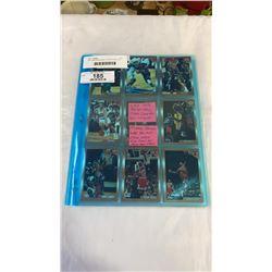 NBA 1998 BASKETBALL TOPPS COMPLETE 110 CARDS - M. JORDAN, BRYANT, NASH, DUNCAN, ETC