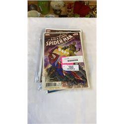 10 NEW AMAZING SPIDERMAN MARVEL COMICS #25-32