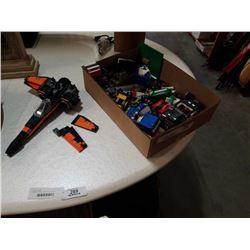 TRAY OF LEGO W/ STARWARS ETC
