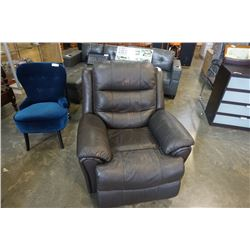 AMAX POWER RECLINER ARMCHAIR WITH USB