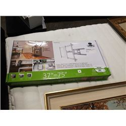 NEW OVERSTOCK KANTO 37-75 INCH FULL MOTION TV WALL MOUNT RETAIL $139.99