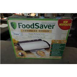 FOODSAVER VACUUM PACKAGING SYSTEM AS NEW IN BOX