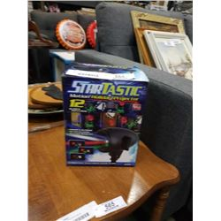 STARTASTIC MOTION HOLIDAY PROJECTOR