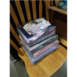 LOT OF BEDSHEETS