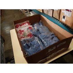 BOX OF NEW T SHIRTS