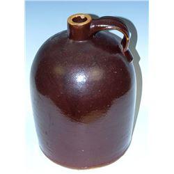 Collectible - Brown 1 Gallon Stonewear Jug