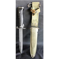 Collectilbe - US M5A1 Military Bayonet and Sheath