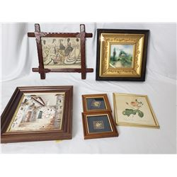 Collectible - 6 pc Art Lot