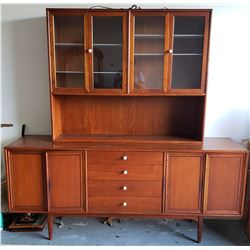 Collectible - Furniture - Mid Century Modern Drexel Hutch