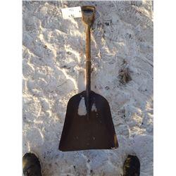 Antique Grain Shovel