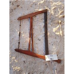 Antique Bow Saw