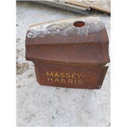 Massey Harris Hood