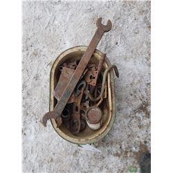 Lot Vintage Tools & Hardware