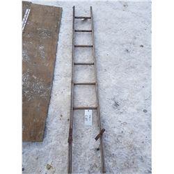 8' Wooden Ladder